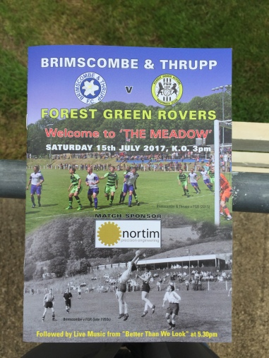 Brimscombe & Thrupp vs FGR