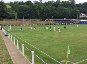 Brimscombe & Thrupp vs Forest Green Rovers