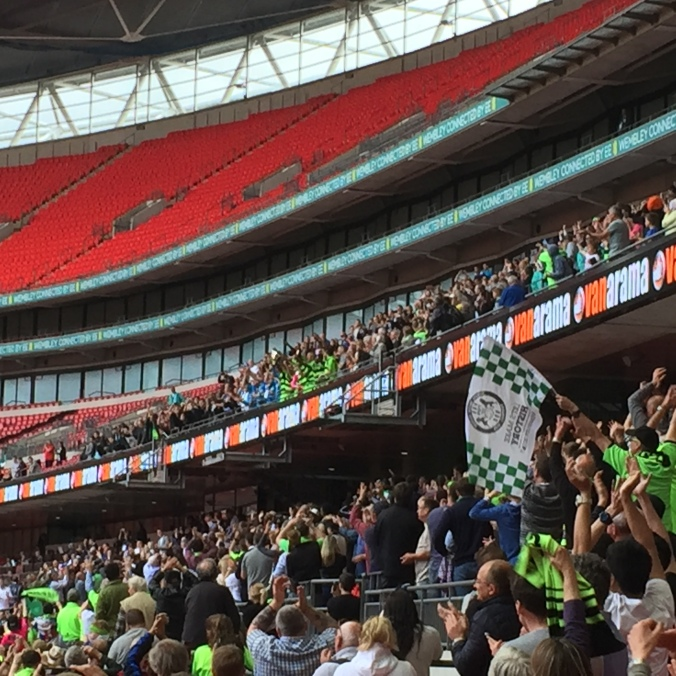 Victory at Wembley 2017