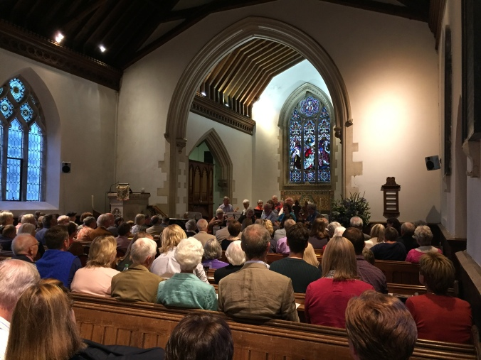 Concert For Pitchcombe Church