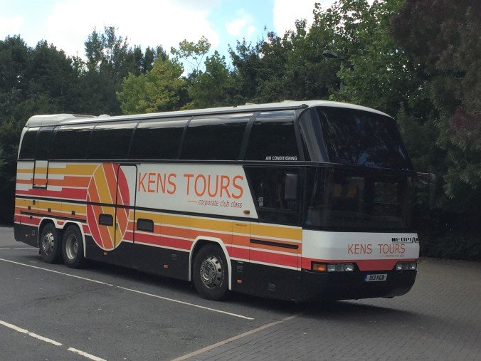 FGR Supporters Coach