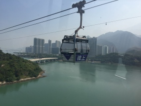 Cable Car to Big Budda