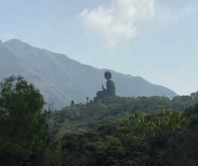 Big Budda From Afar