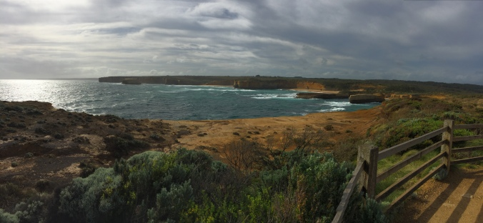 View From the Great Ocean Road