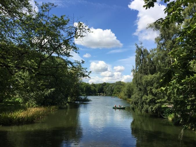 Summer View in Cheltenham