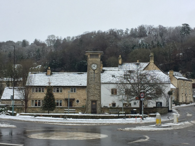 Nailsworth In Winter