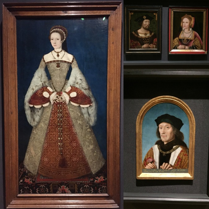 Tudor Portraits At The National Portrait Gallery