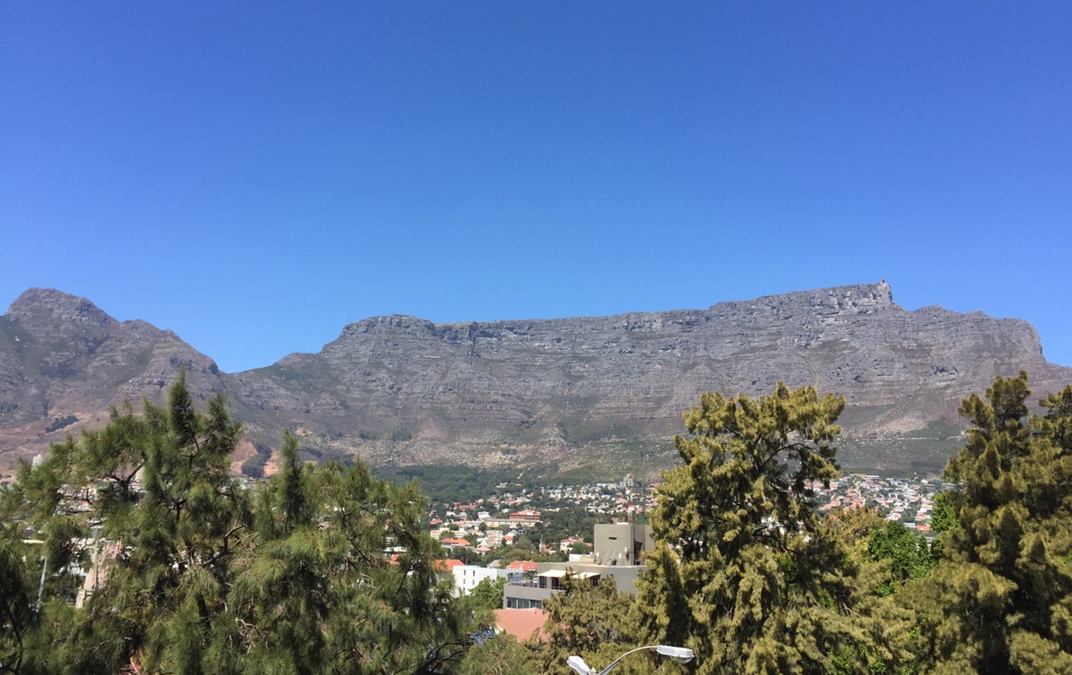 View From Our Breakfast And Evening Drinks Terrace At The House
