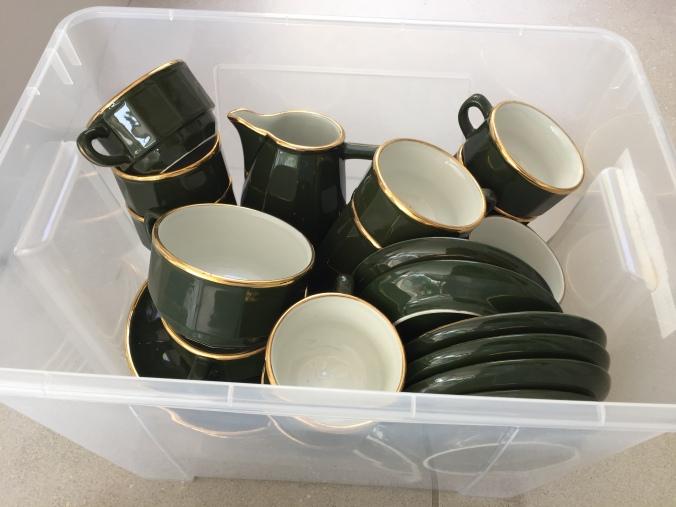 Apilco Tea Set