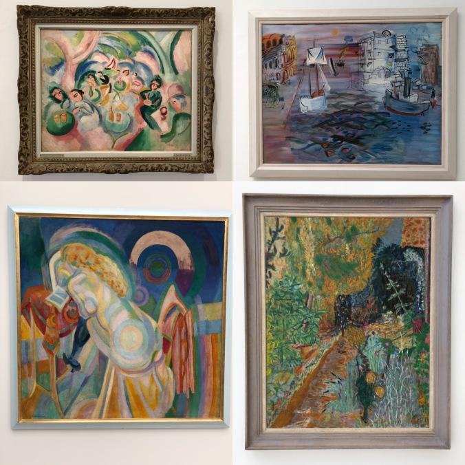 Dufy, Dufy, Delaunay And Bonnard At Palais De Tokyo