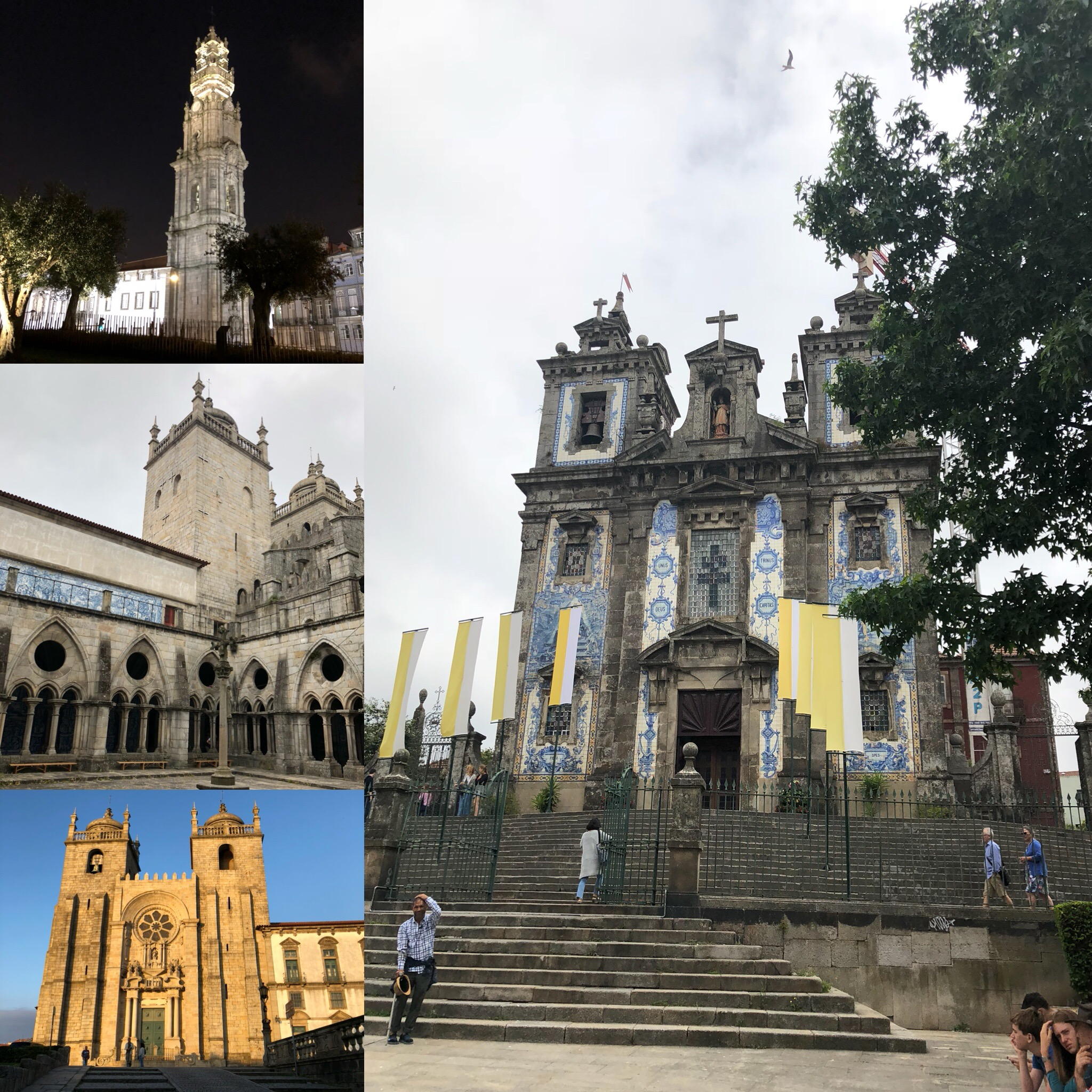 Porto Churches And Cathedrals