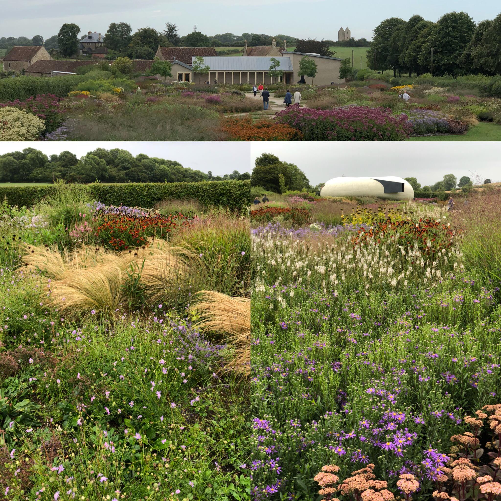 Piet Oudolf Gardens At Hauser & Wirth