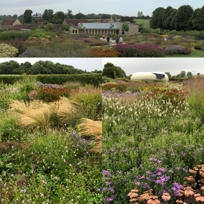 Piet Oudolf Gardens At Hauser & Wirth