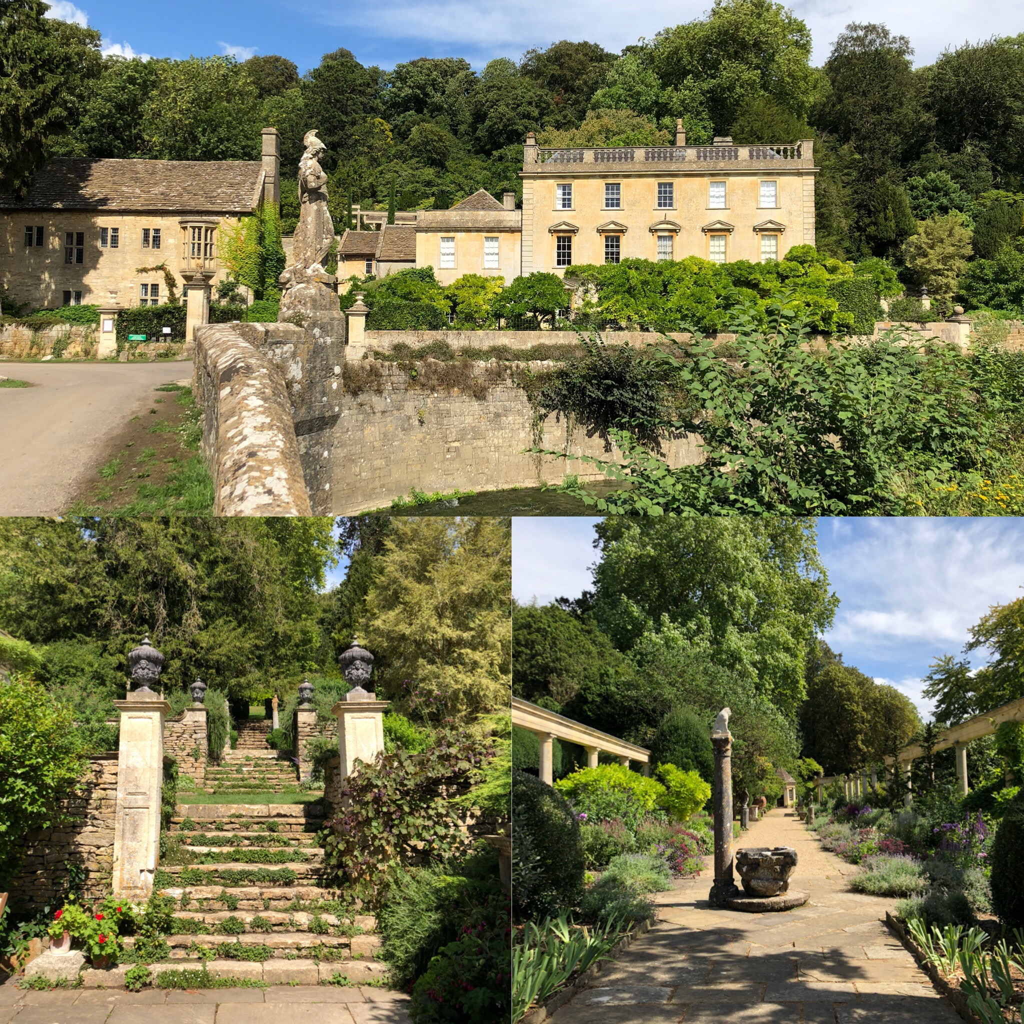 Iford Manor And Gardens
