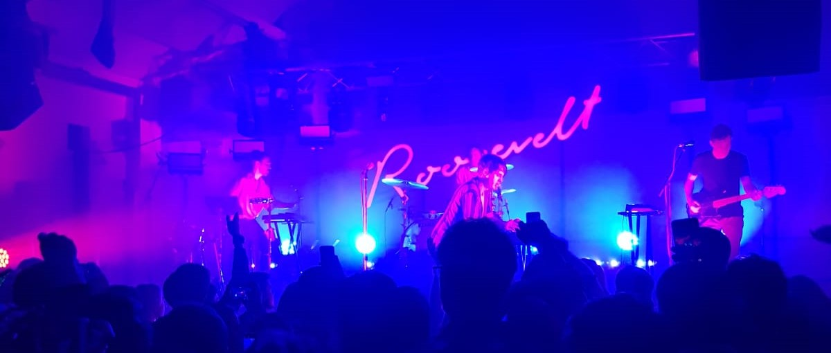 Roosevelt At Oval Space, London