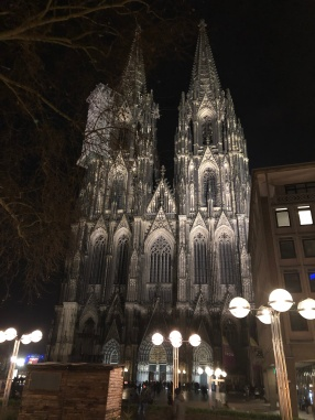 Cologne Cathedral (Almost Impossible To Fit In A Picture)