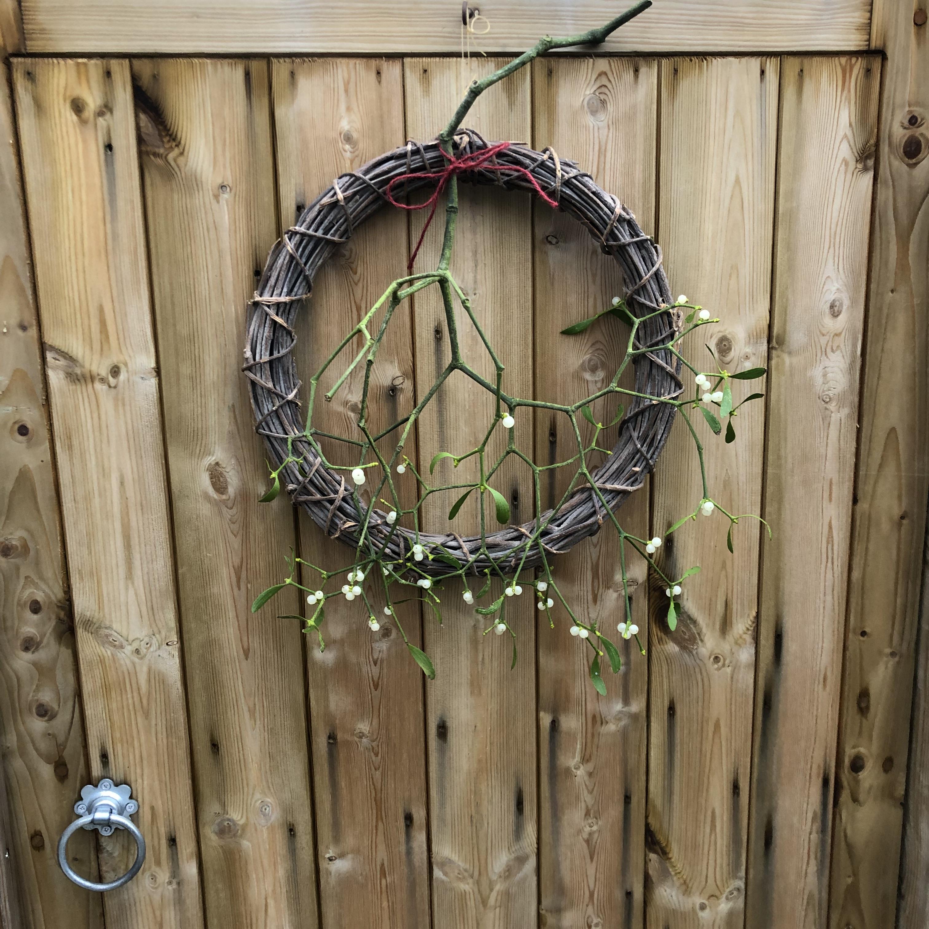 LSW's Minimalist Wreath