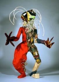 Toboggan Man By Lavinia Schultz & Walter Holdt