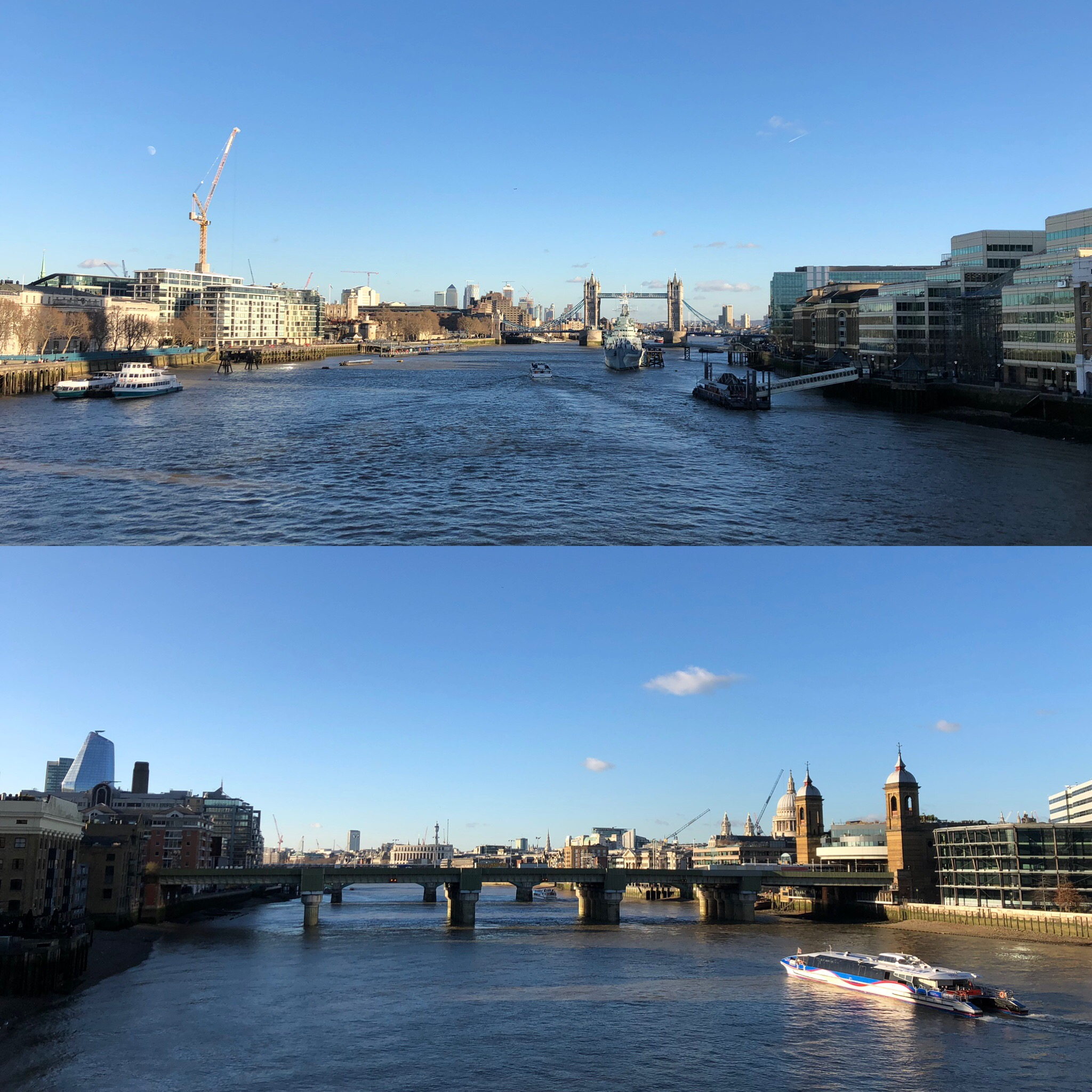 Views From London Bridge