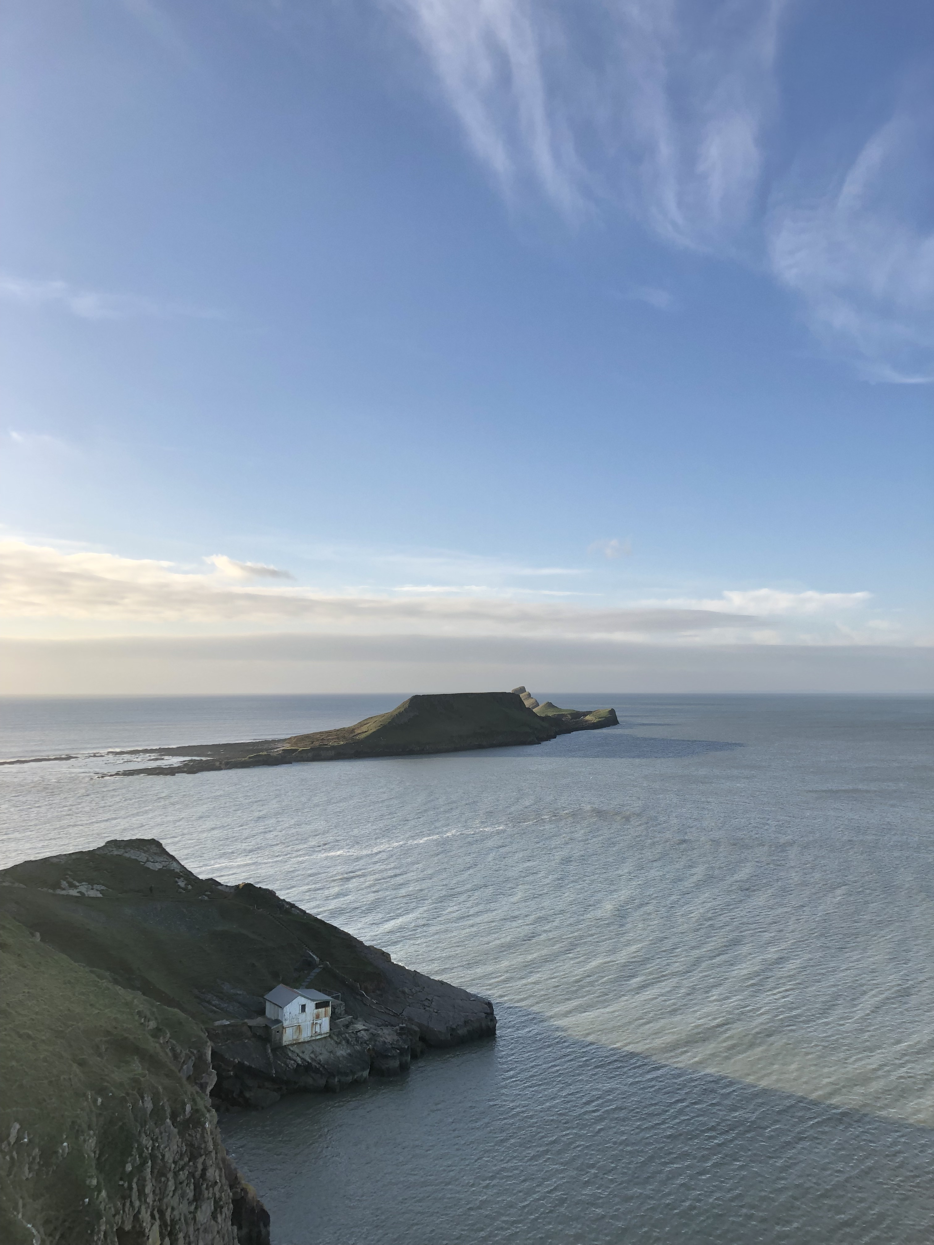 Worms Head: The Gower Peninsula, Wales
