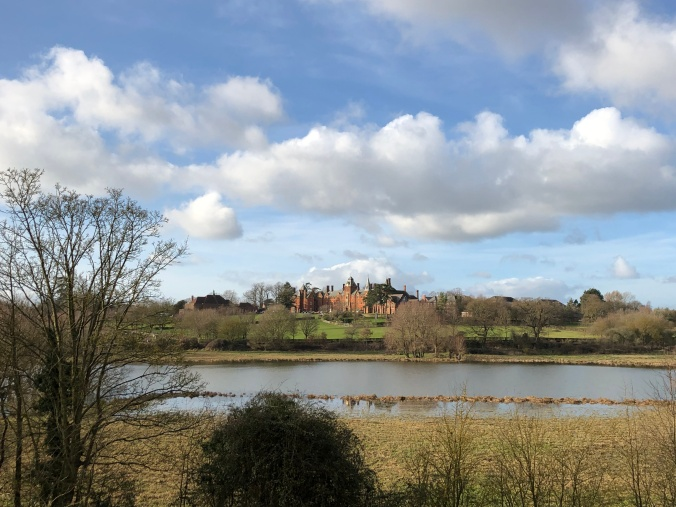 Framlingham College From Below The Castle
