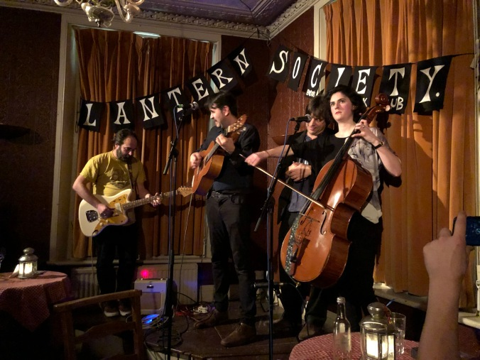 Live At The Lantern Society