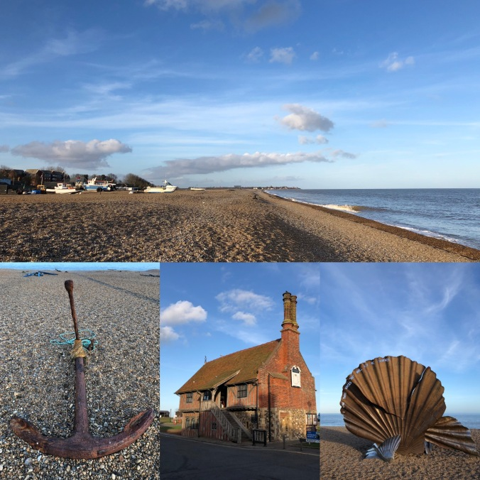 Views of Aldeburgh