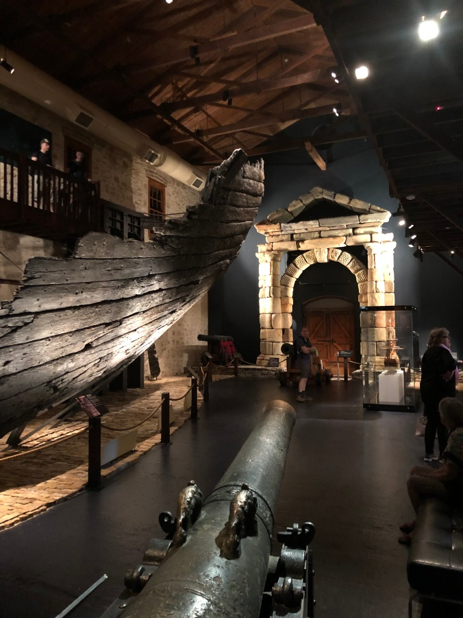 The Shipwreck Museum, Freemantle