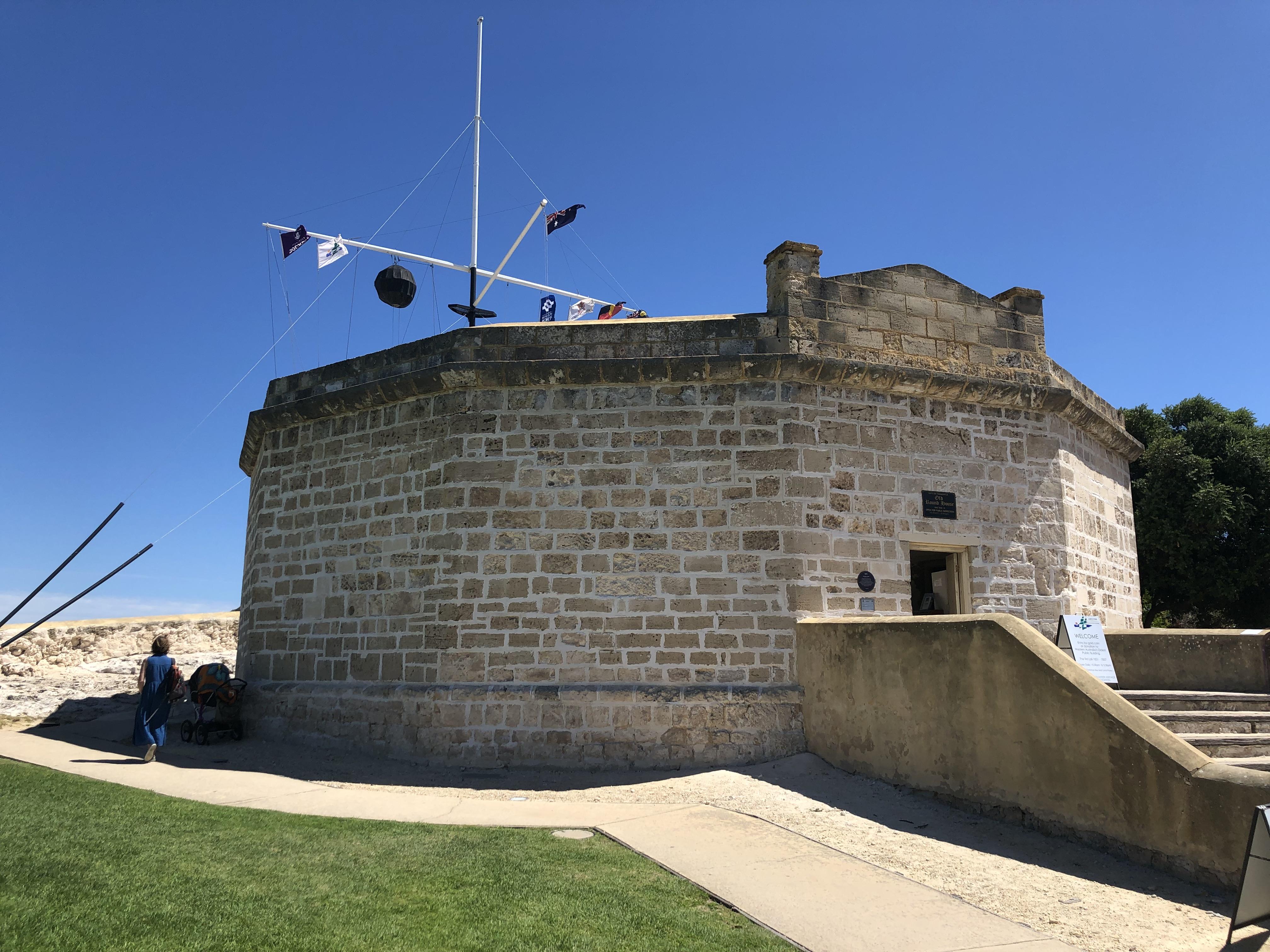 The Roundhouse, Freemantle