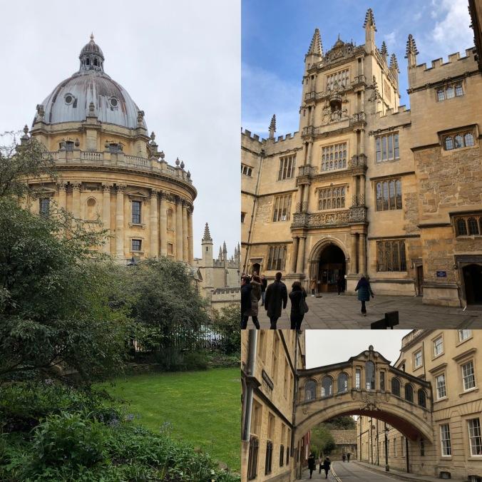 Scenes In Oxford