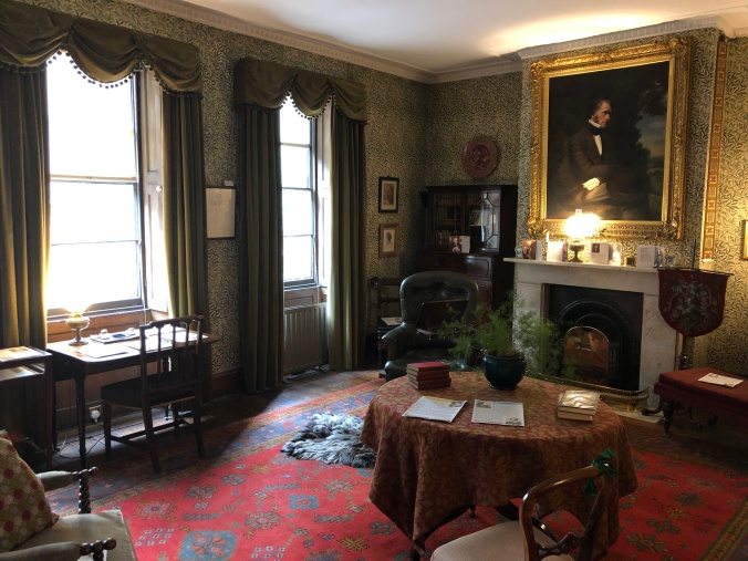 Thomas Carlyle's House - The Drawing Room