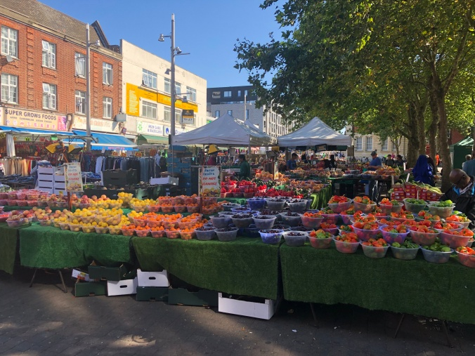 A Small Fraction Of Walthamstow High Street Market