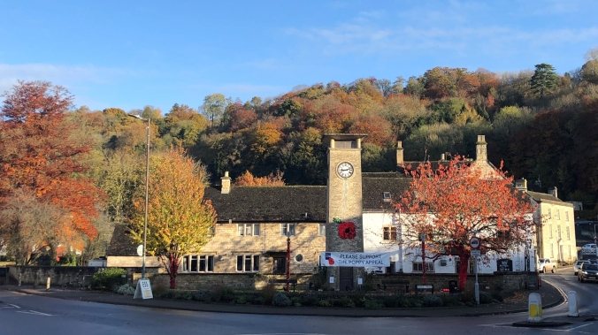 Nailsworth Clock Tower