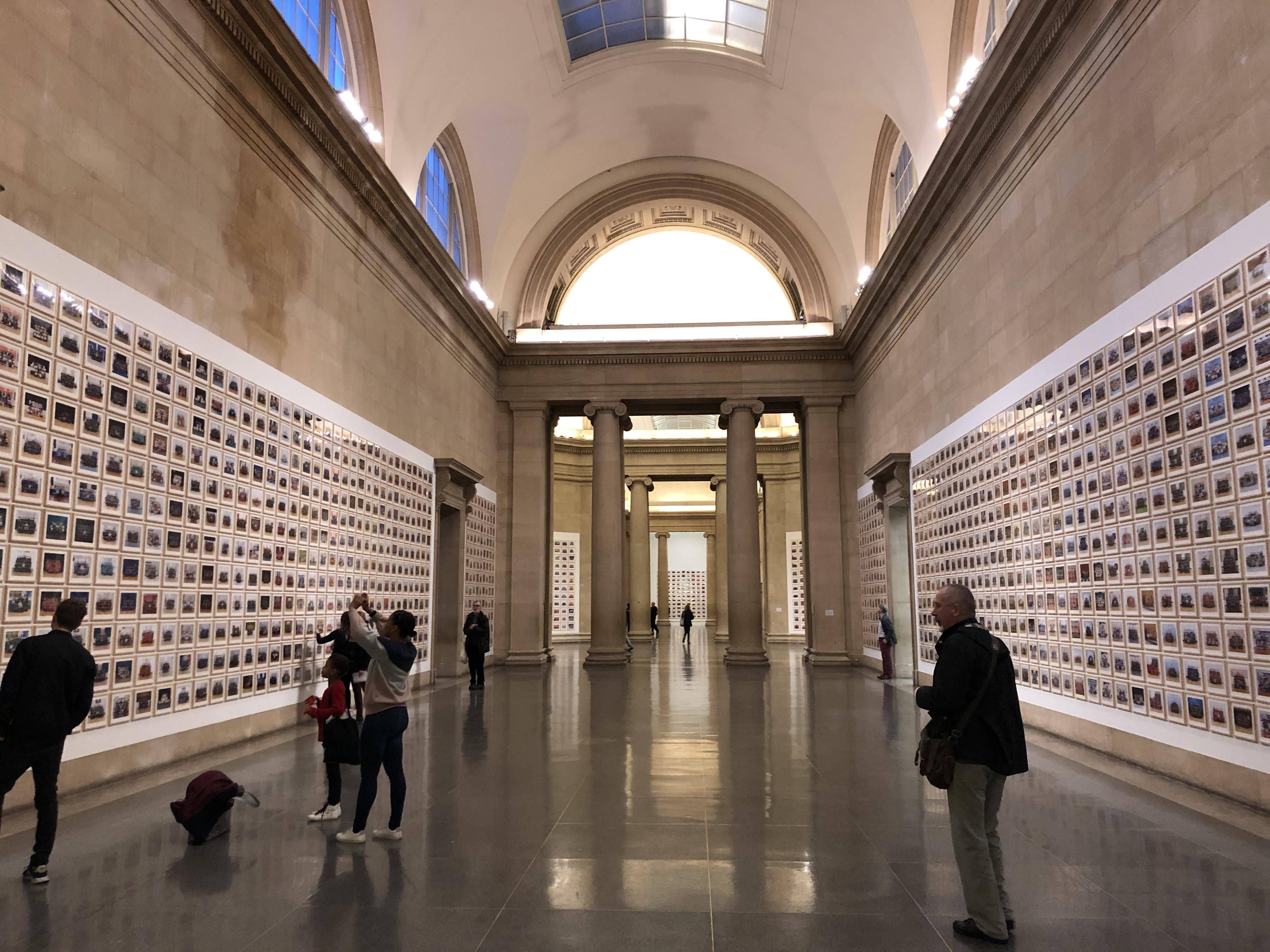 Steve McQueen's 'Year 3' Photographs At Tate Modern