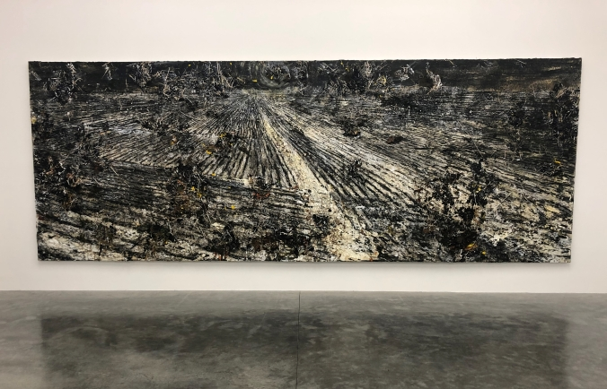 Superstrings By Anselm Kiefer At White Cube Gallery