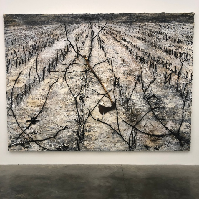Anselm Keifer At White Cube