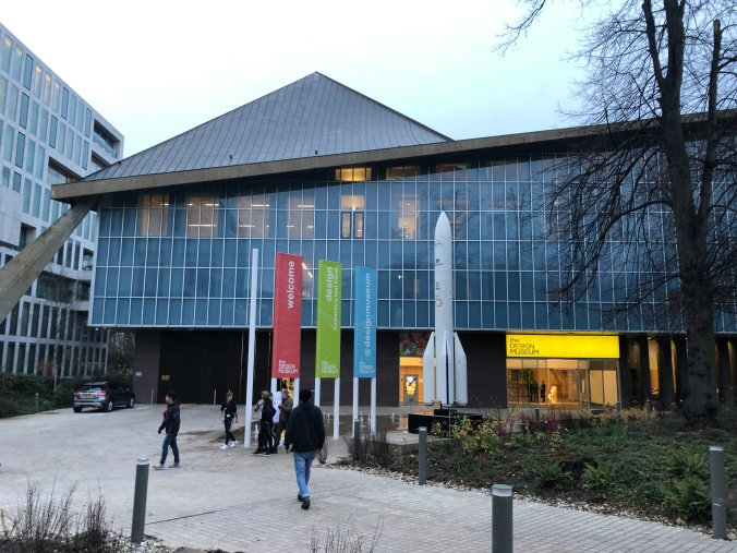 The Design Museum, Kensington, London