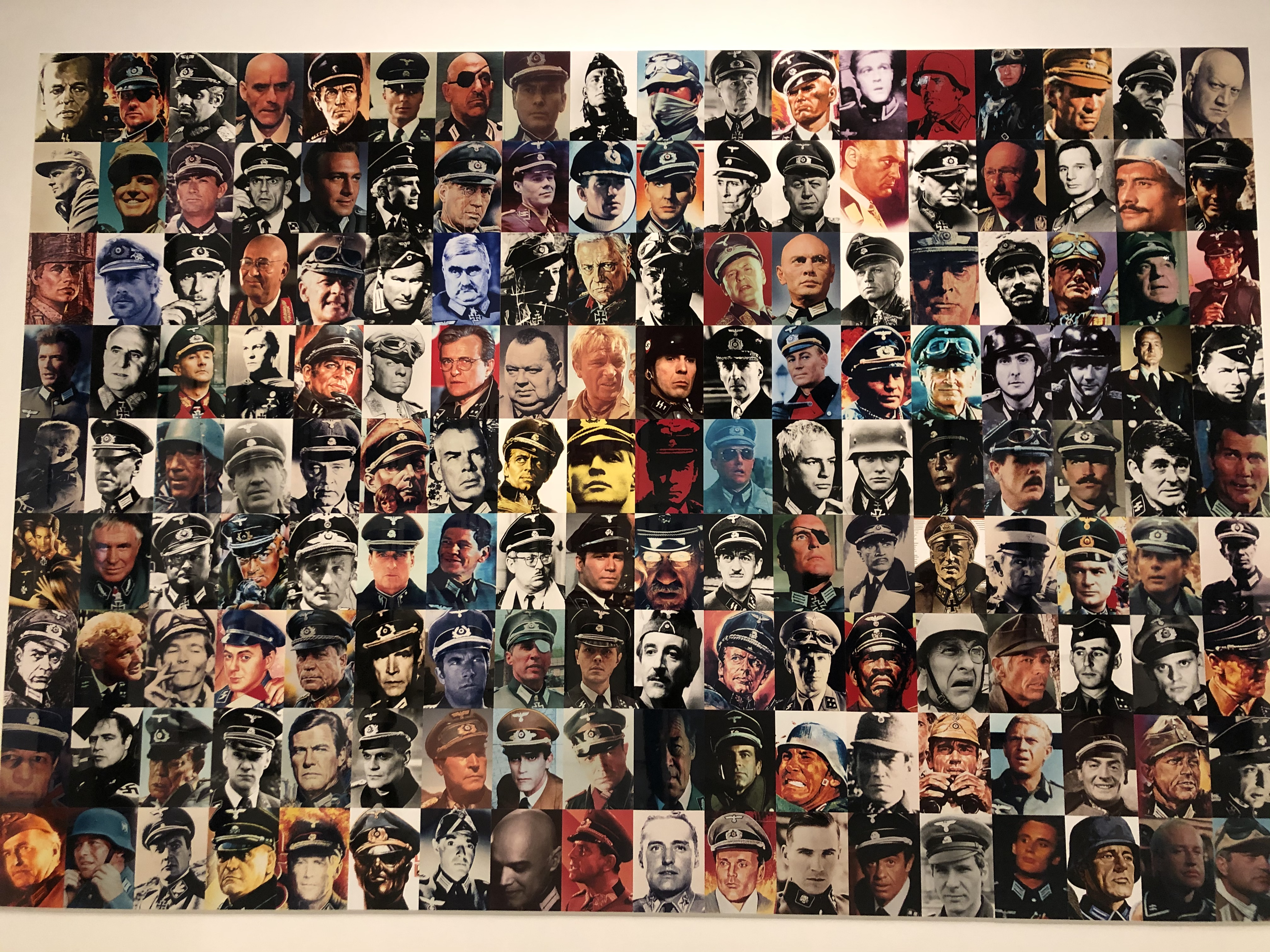 Piotr Uklanski's 'The Nazi's': Montage Of Famous Actors Playing Nazi Leaders