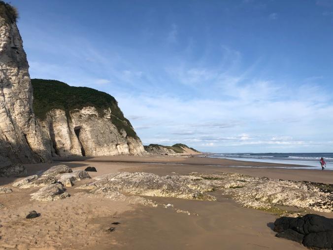 White Rocks Beach, Antrim