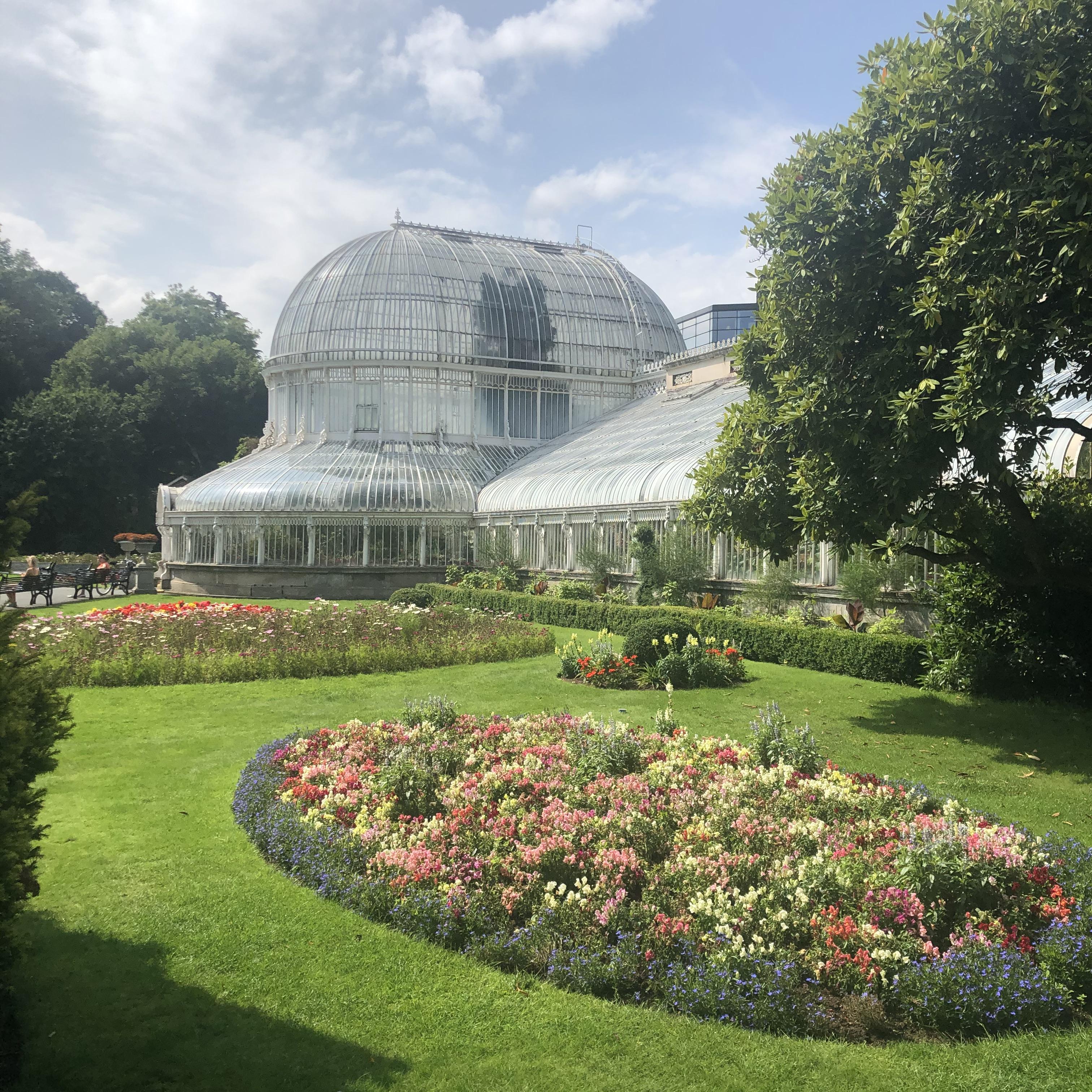 Palm House, Belfast Botanic Gardens